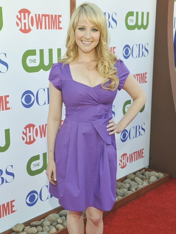 melissa rauch awesome
