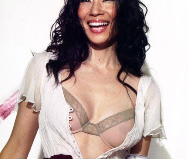 Hottest Lucy Liu Bikini Pictures Reveal Her Sexy Physique