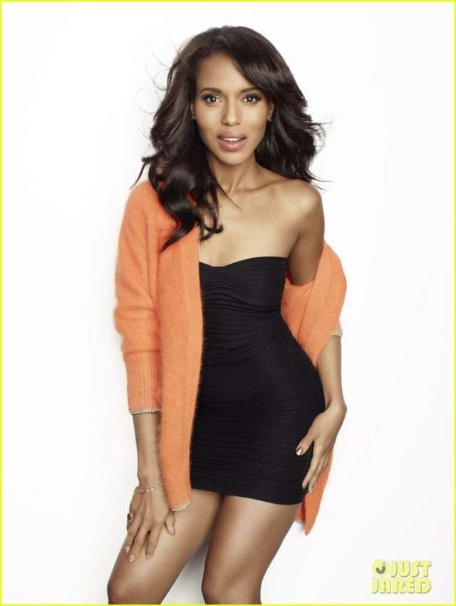 Kerry Washington Photoshoot