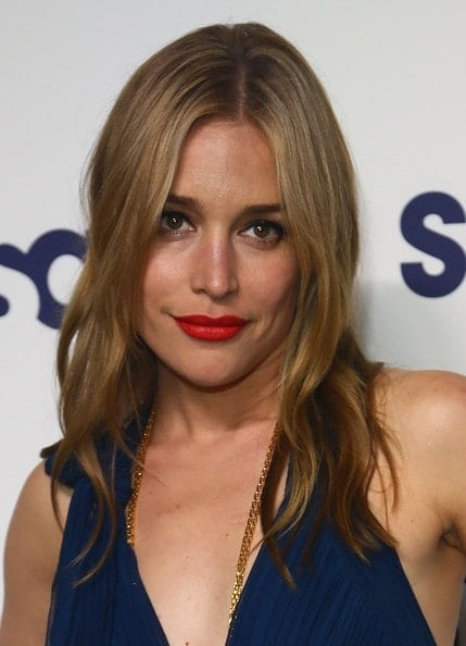 Piper Perabo Red Lips