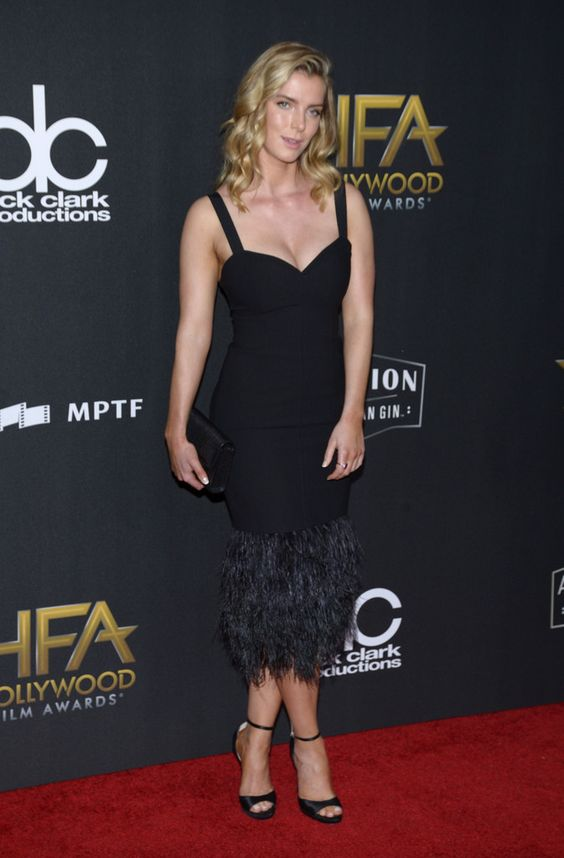 Betty Gilpin on Red Carpet