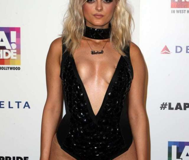 Hot Pictures Of Bebe Rexha Will Melt You Like An Ice Cube