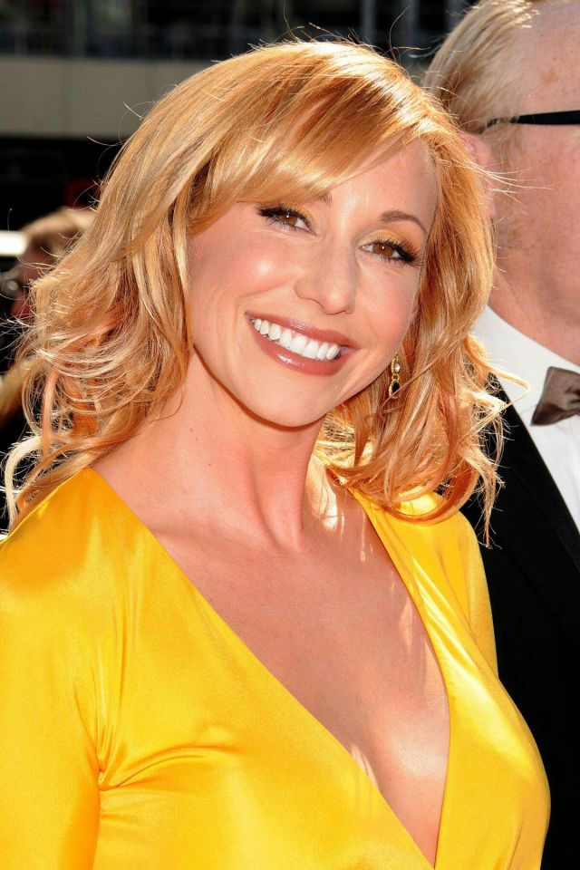 Kari Byron Hot in Yellow