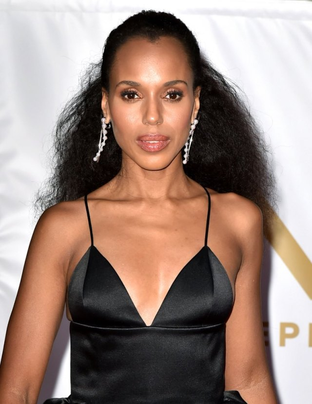 Kerry Washington Hot