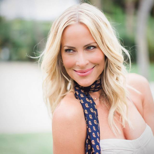 Brittany Daniel on Smile