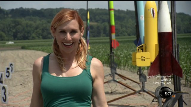 Kari Byron on Smile