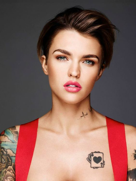 Ruby Rose Beautifull