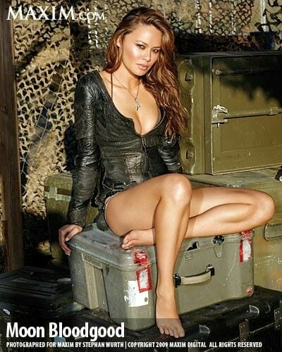 Moon Bloodgood Hot Pictures
