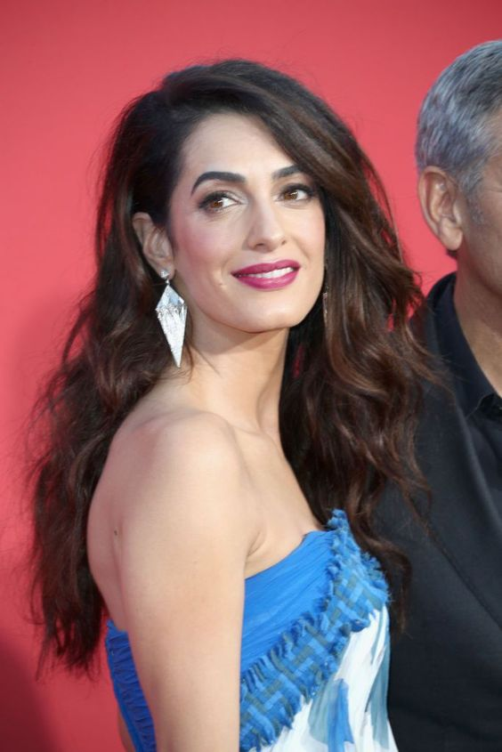 Amal Clooney Hot Pictures