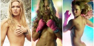48 Hot And Sexy Pictures Of Ronda Rousey Explore Her Amazing WWE Bikini Body