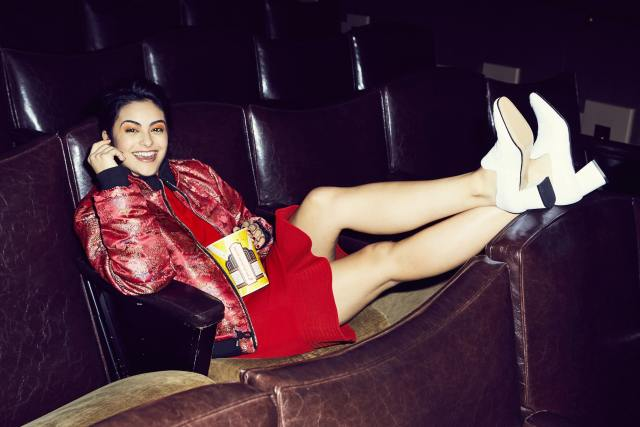 camila mendes feet pictures