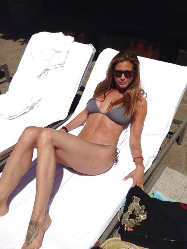 charisma carpenter beach