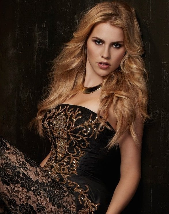 claire holt awesome