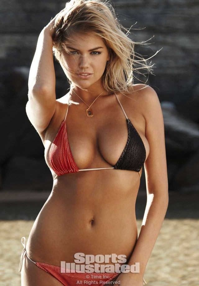 kate upton hot cleavage