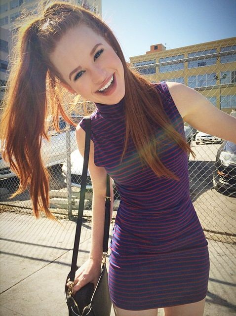 madelaine petsch smile