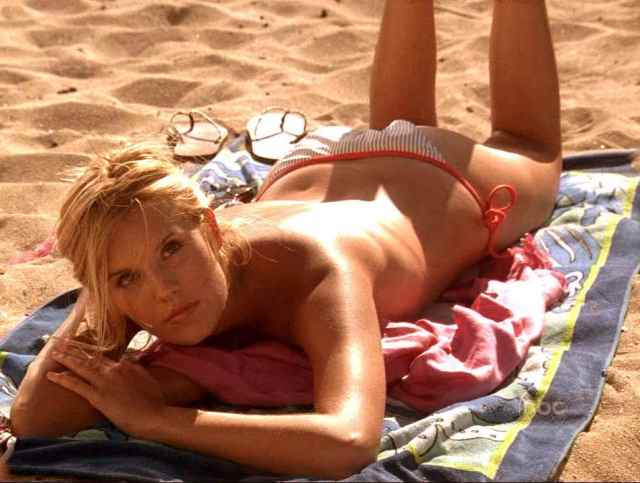 maggie grace topless