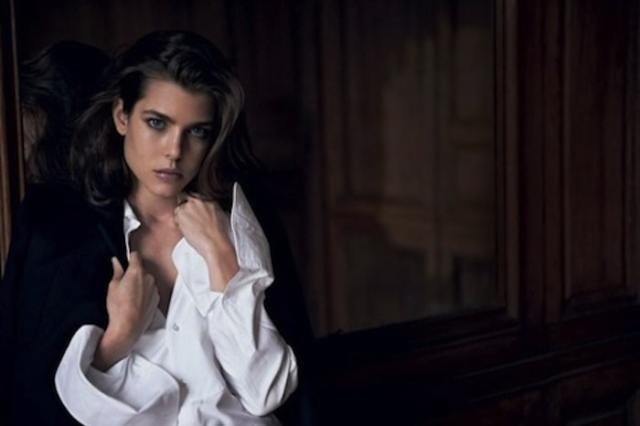 Charlotte Casiraghi Sexy