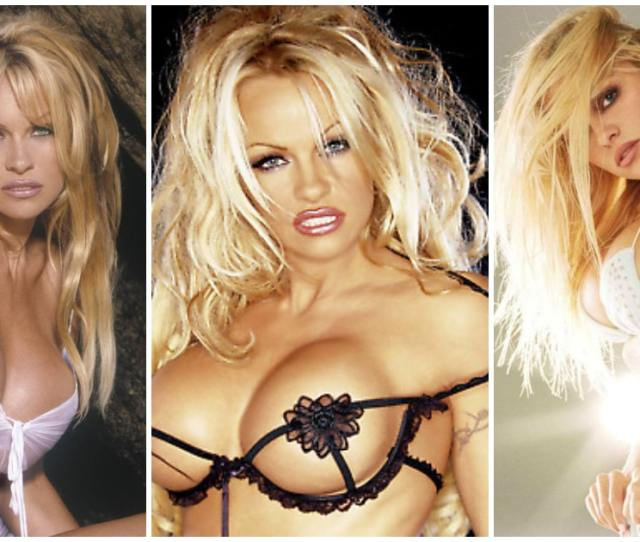 Hot Pictures Of Pamela Anderson Explore Her Sexy Body