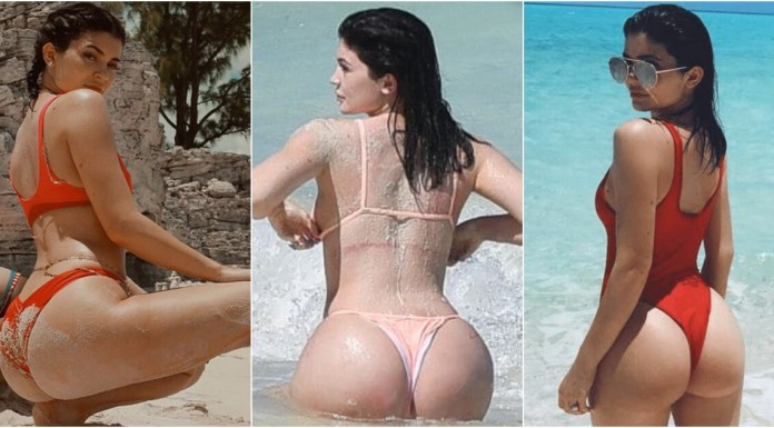 60+ Hottest Kylie Jenner Big Butt Pictures Will Hypnotise You For Life