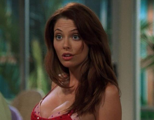 April Bowlby Sexy Boobs
