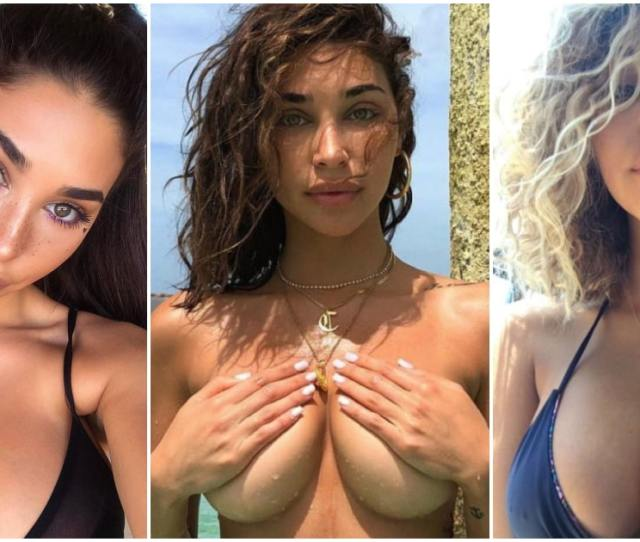 Hot Pictures Of Chantel Jeffries Unravel Her Sexy Side To The World