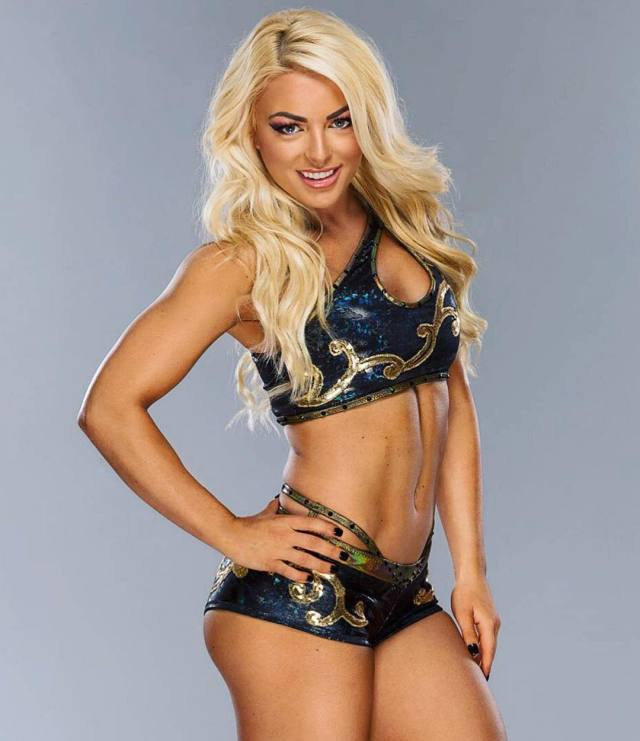 Mandy Rose beautiful pictures