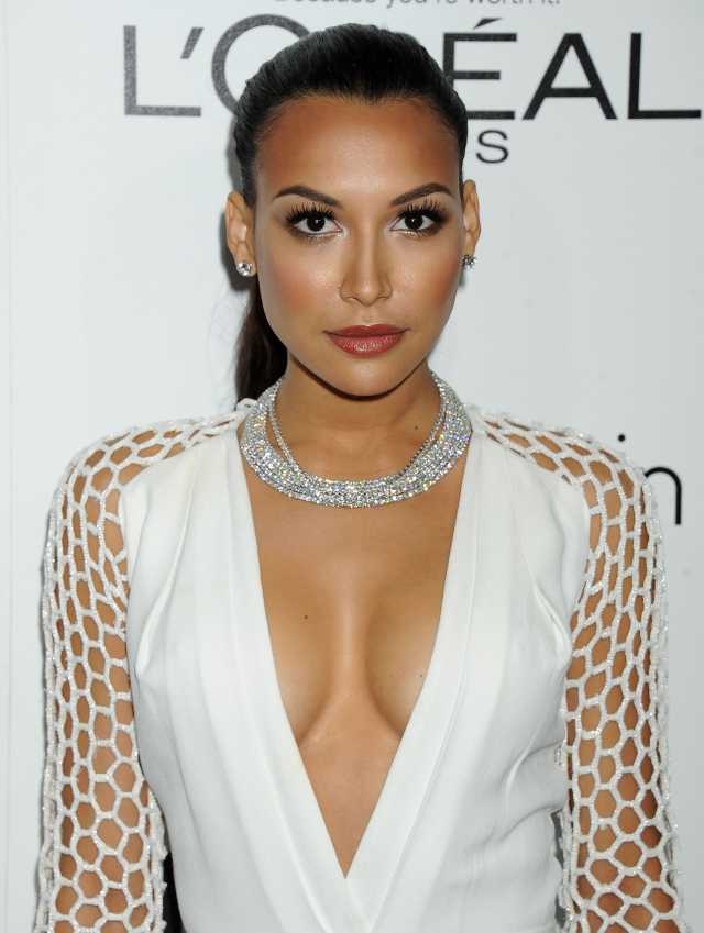 Naya Rivera on Party