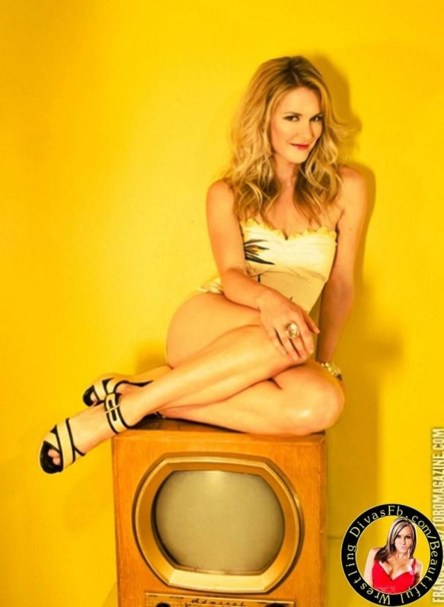 Renee Young Sexy Feet
