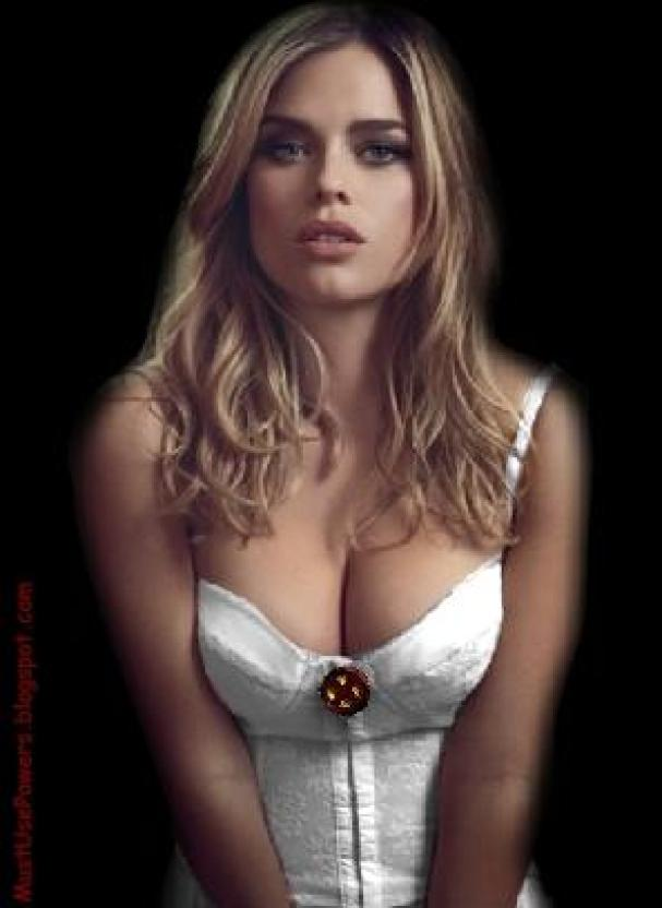alice eve hot cleavage