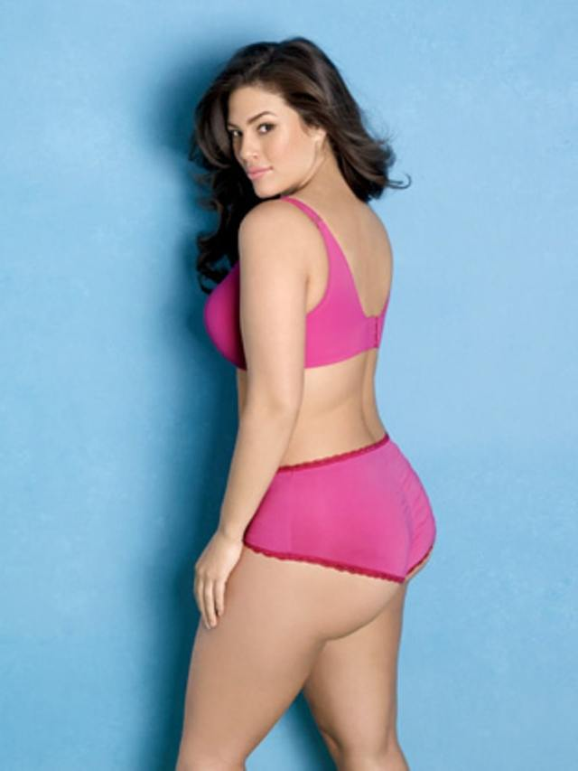 ashley graham awesome ass