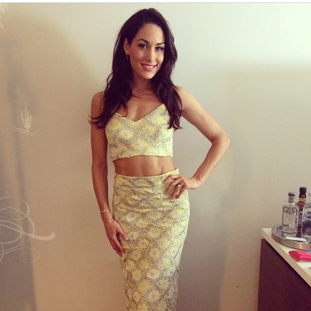 brie bella pretty