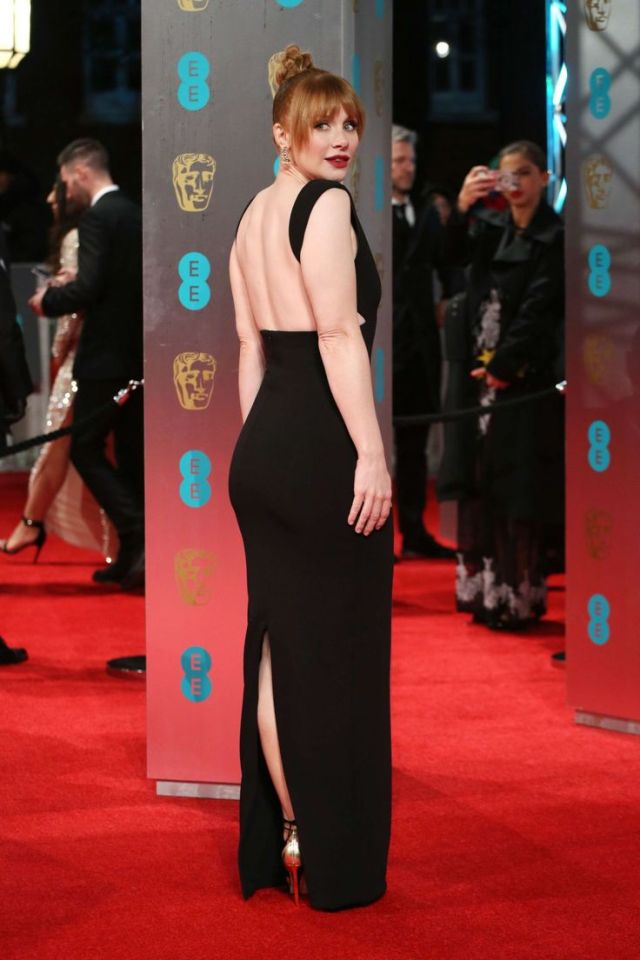 bryce dallas howard awesome butts