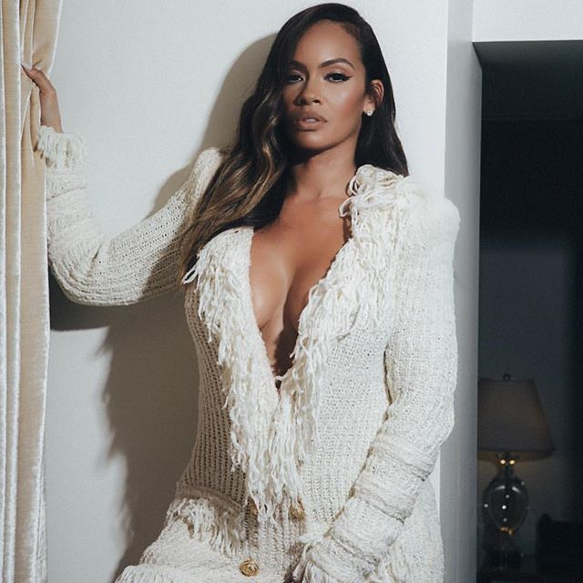 evelyn lozada cleavage pics