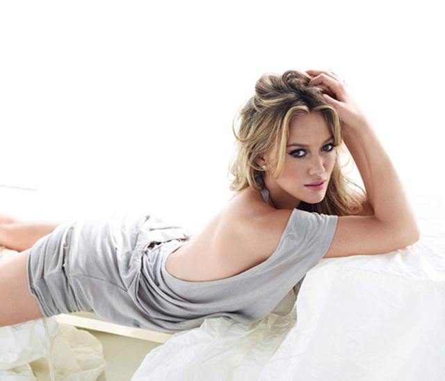 hilary duff sexy picture