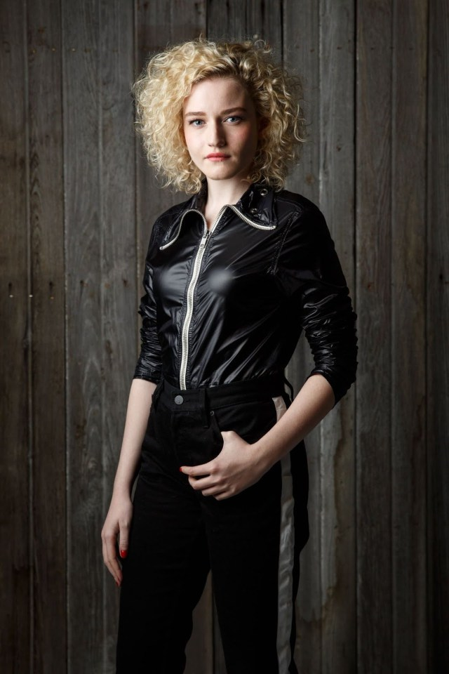 julia garner mind-blowing