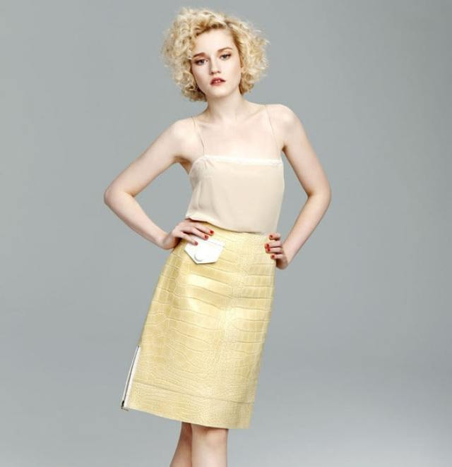 julia garner photoshoot