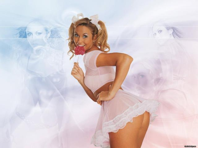 stacy keibler awesome ass pics