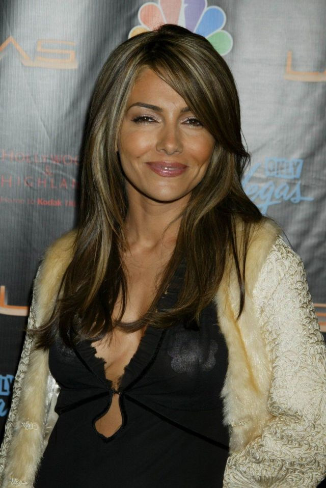 vanessa marcil awesome cleavage