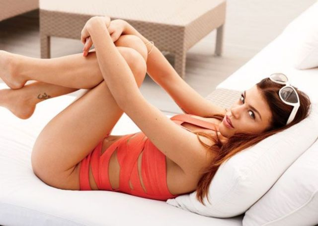 Adrianne Palicki sexy and hot pic