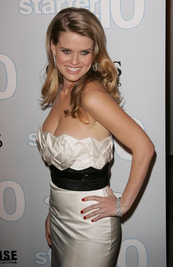 Alice Eve on Party