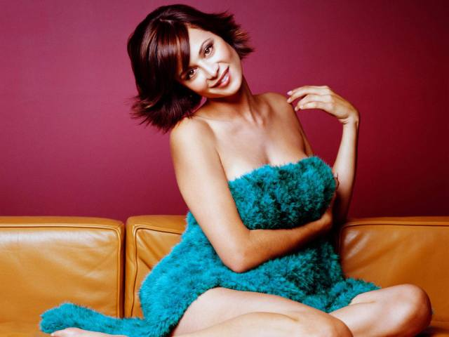 Catherine Bell Hot Photoshoot