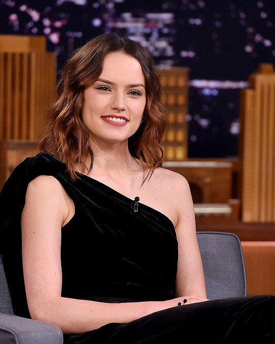 Daisy Ridley on Interview