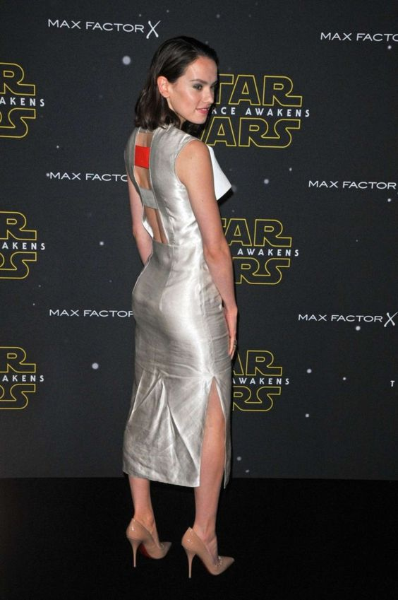 Daisy Ridley on Party