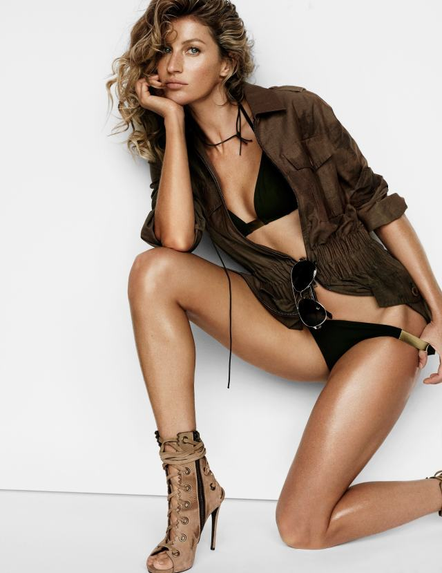 Gisele Bündchen legs awesome pictures