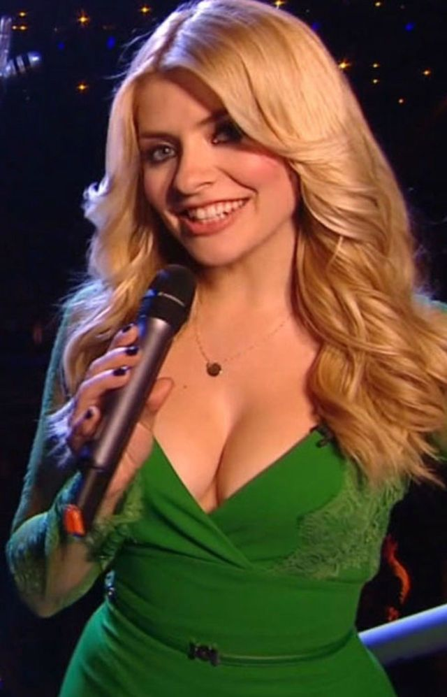 Holly Willoughby Smile
