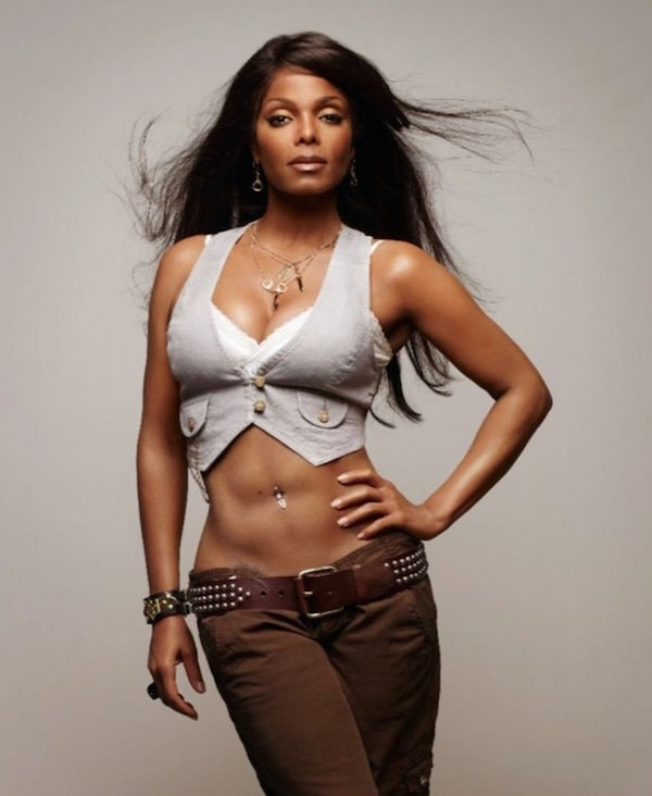Janet Jackson sexy pictures