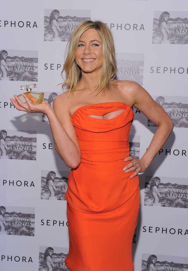 Jennifer Aniston on Sephora Awards