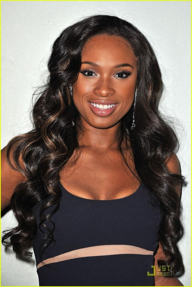 Jennifer Hudson Smile