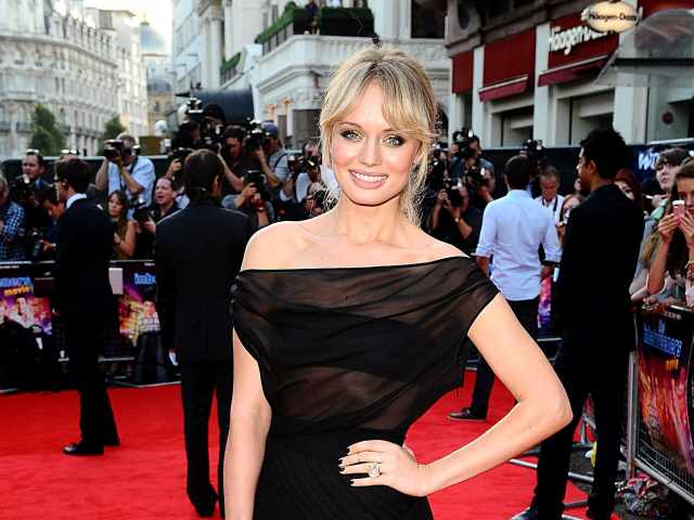 Laura Haddock on Party