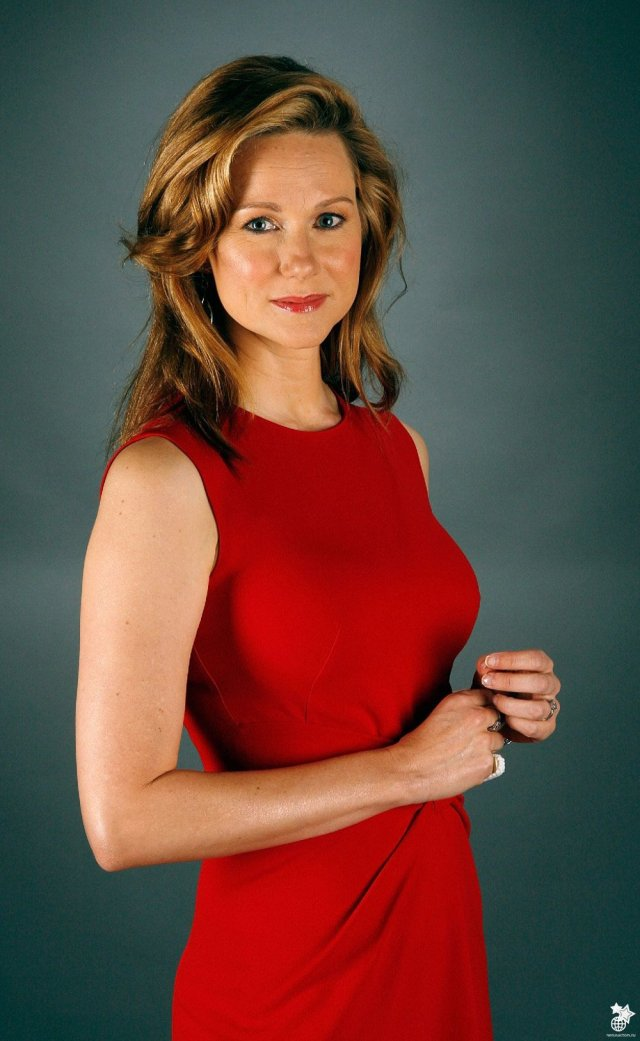 Laura Linney Hot in Red